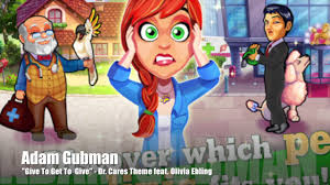 Adam Gubman - Dr Cares - Give To Get To Give feat Olivia Ebling ...