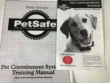 Petsafe Radio Fence Prf 3004w In Ground Pet Containment System For Sale Online Ebay