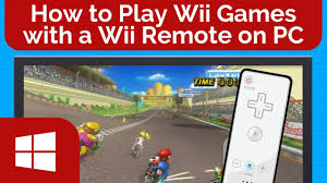 how to play wii games on pc using the
