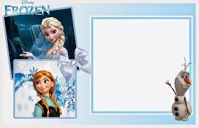So Cute Frozen Free Printable Invitations Oh My Fiesta In