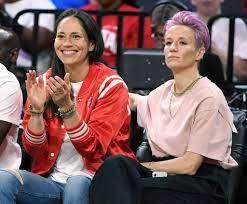 Megan Rapinoe and Sue Bird announce ...