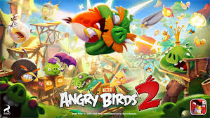 Angry Birds 2 v2.9.0 Apk + Mod + Data for android