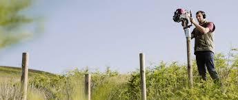 Easy Petrol Post Driver Post Knocker Fence Post Driver
