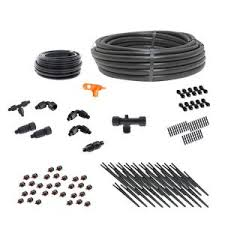 deluxe gravity feed drip irrigation kit