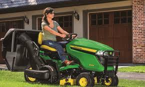 lawn tractors vs garden tractors
