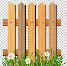 picket fence flower garden wooden