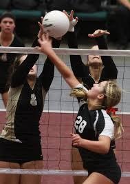 3A volleyball: Hurricane tames Desert Hills on biggest stage - The Salt  Lake Tribune