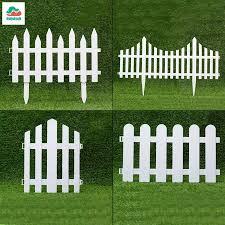 White Pvc Plastic Fence European Style For Garden Driveway Gates Christmas Tree 6uijukjujkj Lazada Ph
