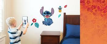 Lilo Stitch Wall Decal Wall Palz