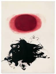 Adolph Gottlieb, Crimson Spinning, 1959 · SFMOMA