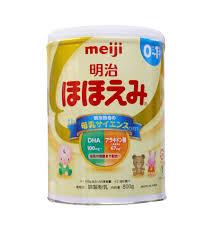 Sữa Meiji số 0 (800g) cho trẻ từ 0-12 tháng tuổi (mẫu mới) – Thiên ...