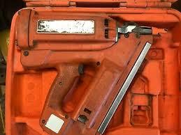 paslode im350 cordless 1st fix nail gun