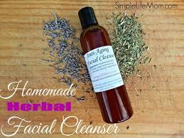 diy herbal face wash a natural
