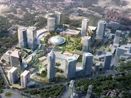 FOTO: Detaliile spectaculosului proiect de 2,87 mld. euro din zona Romexpo - LifeNews.ro