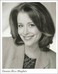 Donna Rice Hughes - Autographed Signed Photograph ...