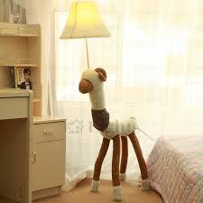 Innovative Alpaca Shape For Kids Room Floor Lamp