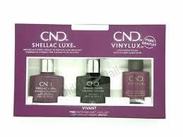 cnd sac luxe vinylux prepack