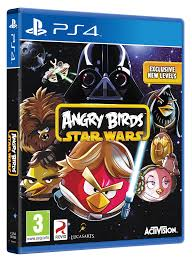 Angry Birds Star Wars Box Art - PS4 Home