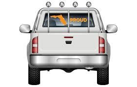 Custom Rear Window Truck Decals Speedysigns Com