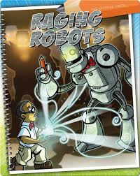 The Mystical Pencil: Raging Robots Children's Book by Dustin Evans With  Illustrations by Dustin Evans | Discover Children's Books, Audiobooks,  Videos & More on Epic