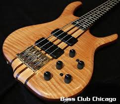 Ken Smith White Tiger Maple Walnut Neck Through - SOLD!