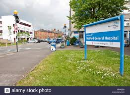 Watford General Hospital Stock Photos ...