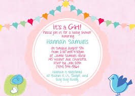 baby shower invitation wording for a
