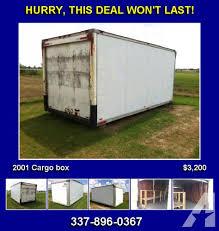 box truck for lafayette la