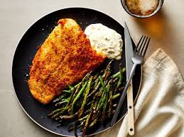 Air Fryer Southern Style Catfish With ...