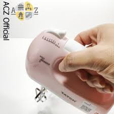 Máy đánh trứng cầm tay 7 tốc độ loại tốt - BH 6 tháng, Giá tháng 10/2020