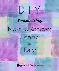 diy gentle moisturizing makeup remover