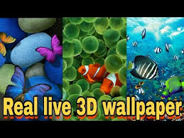 live 3d holographic wallpaper