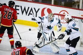 NHL: Joe Thornton, San Jose Sharks top Calgary Flames