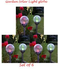 colour changing glass crystal ball