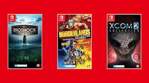 Nintendo Direct March 26: Borderlands ...