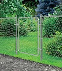Adjustable Chain Link Gates Peak Products Canada