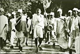 Indian Non-cooperation Movement, Non Violent Protest of Gandhi