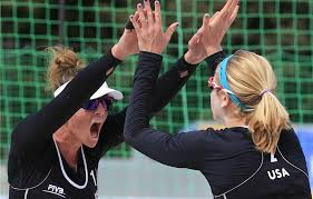 News - VIDEO: USA's Jennifer Fopma and Summer Ross upset Argentina ...