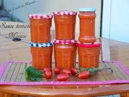 recettes de sauce tomate maison