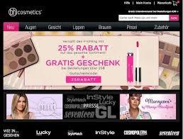 bh cosmetics gutscheine sep 2020 50