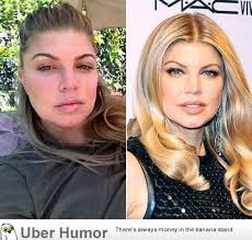 hot celebrities without makeup there