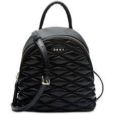 dkny lara mini backpack cross