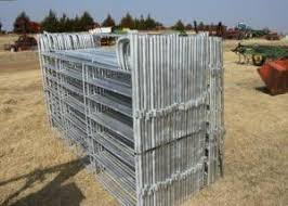 Heavy Duty Galvanized Livestock Metal Fencing Farm Fence Panels 50x1 5mm Post For Sale Cattle Yard Panels Manufacturer From China 108461941