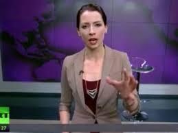 Vidéo : une journaliste de Russia Today dénonce l'intervention ...