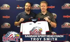 Saginaw Spirit hire Troy Smith as head coach - Midland Daily News