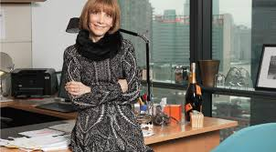 Hearst's Top Competitrix, Carol Smith - Daily Front Row