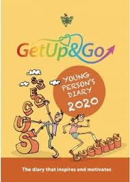 get up go young person s diary knock shrine