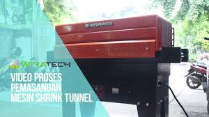 cara kerja mesin shrink tunnel 3
