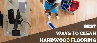 how to clean hardwood flooring 2020 s