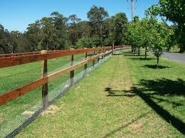 Timber Fencing Ideas What Is Suitable For My Rural Property Stockworx